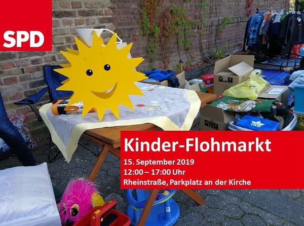 SPD Bornheim Kinder Flohmarkt