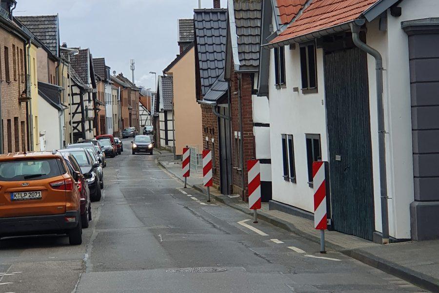 Hauptstraße in Walberberg