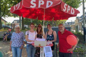 SPD Bornheim Spielplatzfest 2021 Waldorf